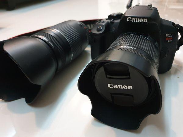 Canon T5i/700D + Tripod