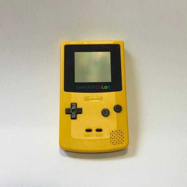 Gameboy Color + 3 Games