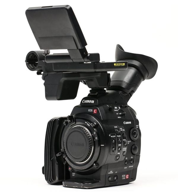 Canon C500 Prof. Video Camera