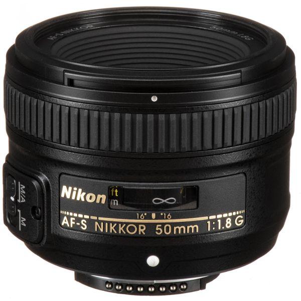 Nikon 50mm Prime lens
