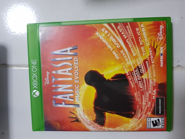 Fantasia Music Evolved (Xbox One Games)
