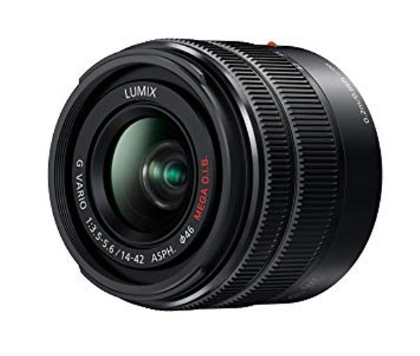Panasonic 14-42mm F3.6-5.6 lens