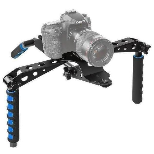 ⏱SHOULDER MOUNT (CAMERA STABILIZER FOR ANY DEVICE)