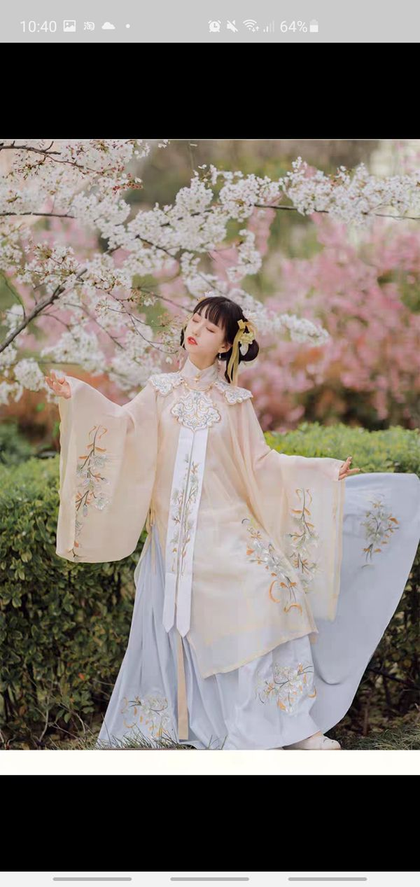 Hanfu Costume Chinese Ancient Traditional Cosplay