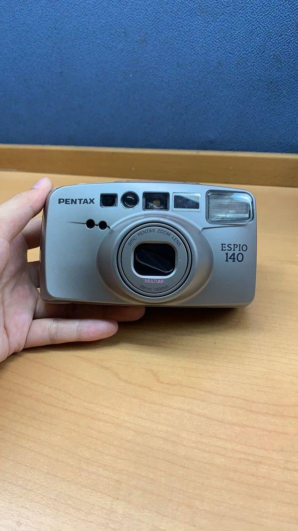 Pentax Espio 140 Compact Film Camera