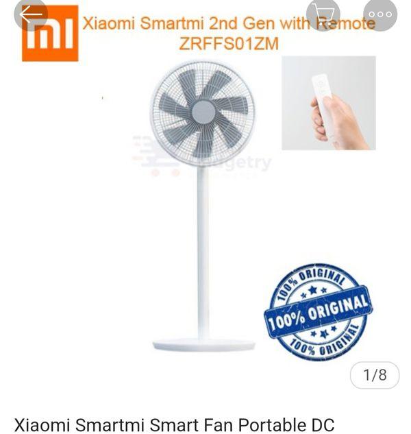 Xiaomi DCFan With Internal Battery