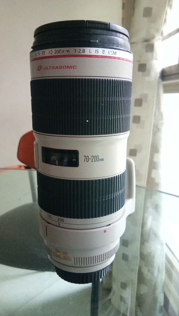 Canon 70-200 mm ver ii