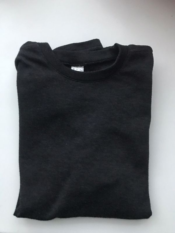Male decathlon long sleeve tee