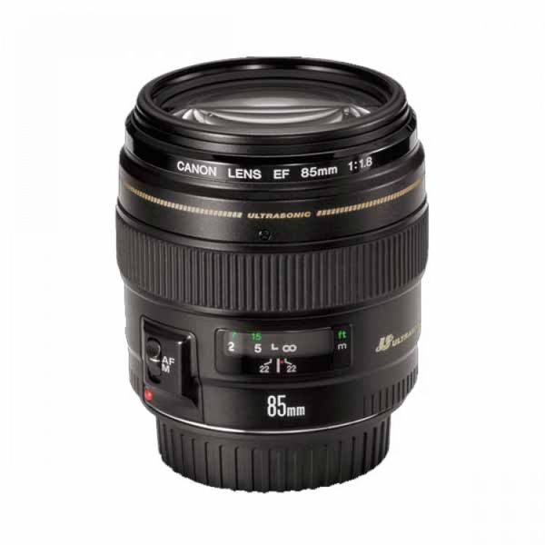 Canon 85mm f/1.8 (Lens)