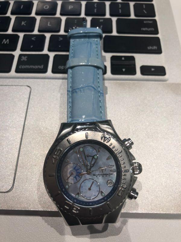 Technomarine rare vintage piece watch