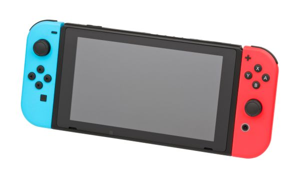 Nitendo Switch With Game