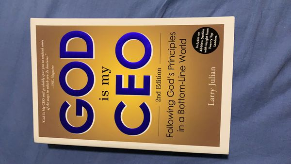 God Is My CEO 2nd Edition