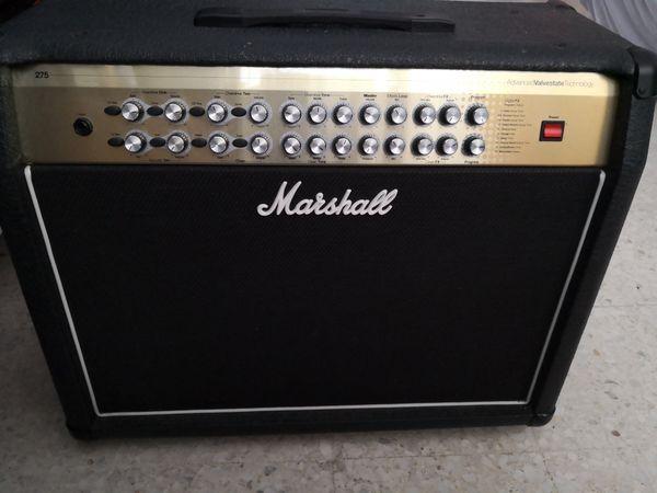 Marshall AVT 275 Guitar Amplifier 150watt