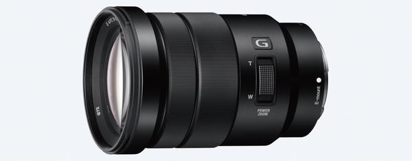 Sony 18-105mm f/4
