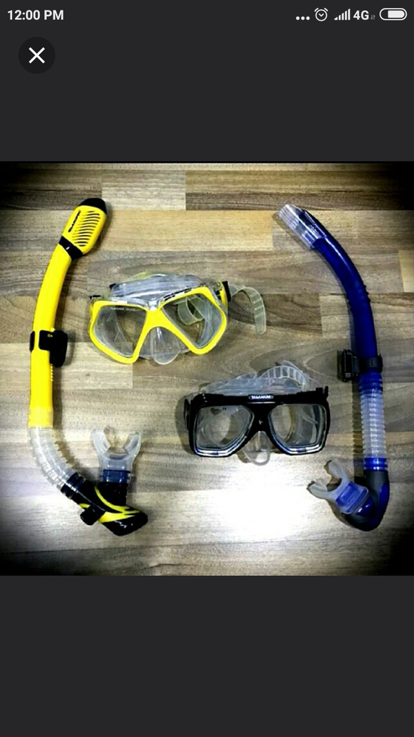 Queenstown - Rent Snorkel Gear