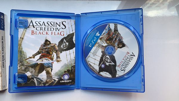 PS4 Assassin's Creed 4: Black Flag