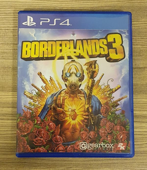 Borderlands 3 (for Ps4)