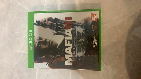 Xbox1 Mafia 3