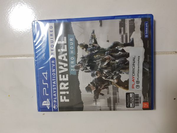 Firewall Zero Hour (Ps4 VR Game)