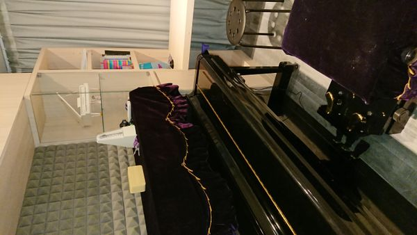 Piano Studio For Rental