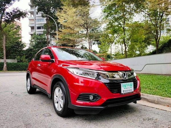 CAR RENTAL - Brand New Honda Vezel 1.5X