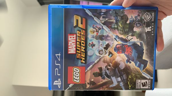 Marvel Super Heroes 2 PS4. $1 a day