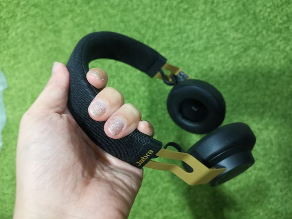 Jabra Headphone Gold