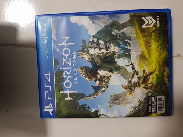 Horizon Zero Dawn (PS4 Games)