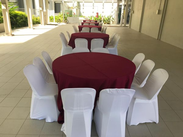 Tables, Chairs And Tentage Rentals