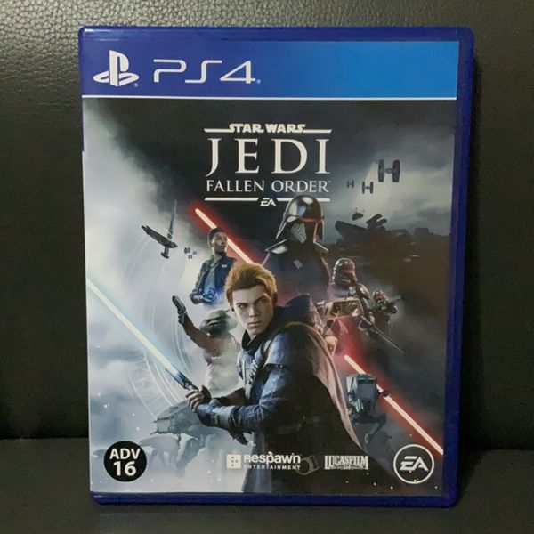 Starwars Fallen Order PS4