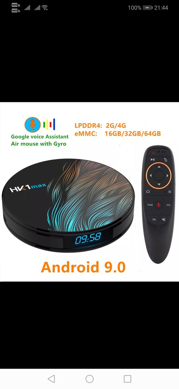 All In One Android Box