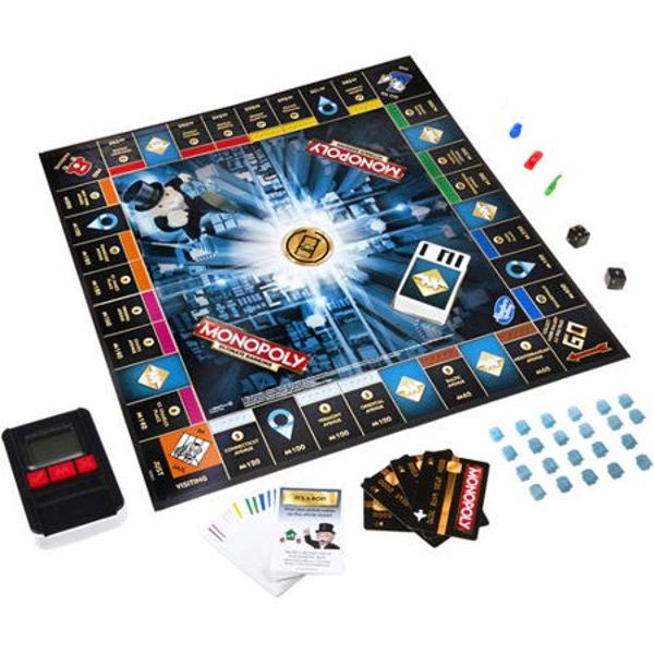 Monopoly Ultimate Banking Ed.