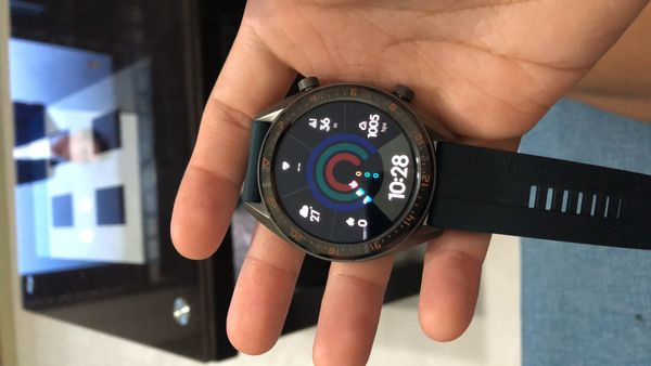Huawei GT sports watch
