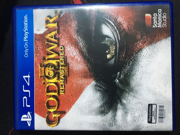 God of War (Remastered)