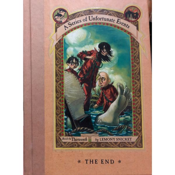 Series of unfortunate events - the end