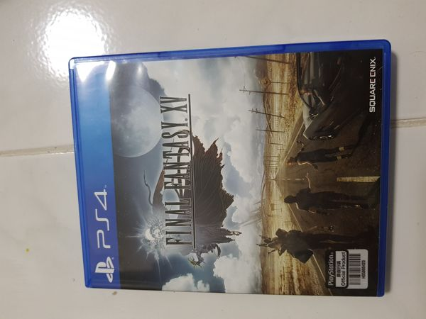 Final Fantasy XV (Ps4 Game)