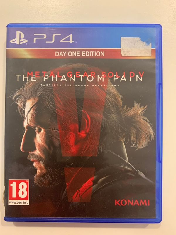 The Phantom Pain : Metal Gear
