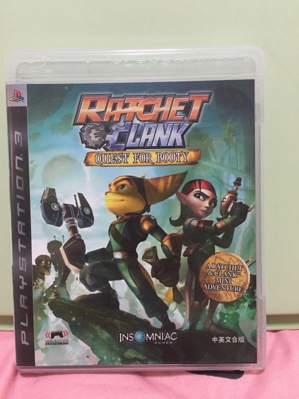 PS 3 Games:Ratchet Clank