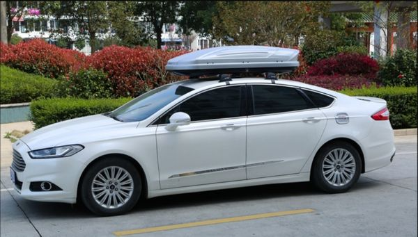 Car Roof Box And Rack For Rental