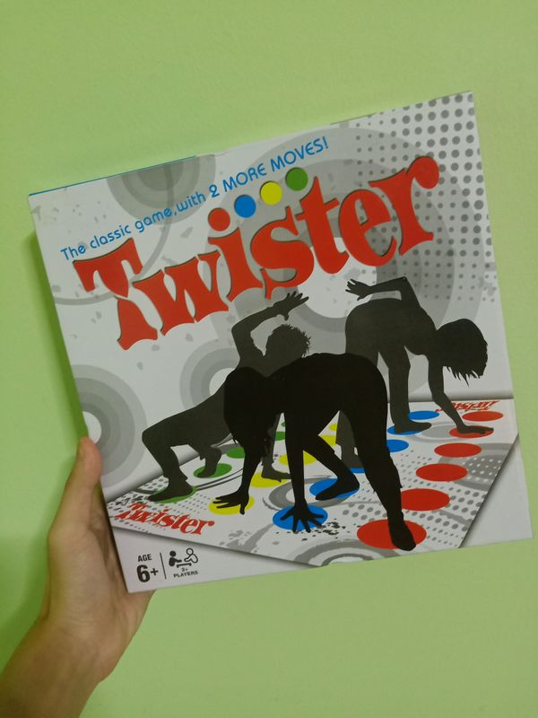 Twister Group Game