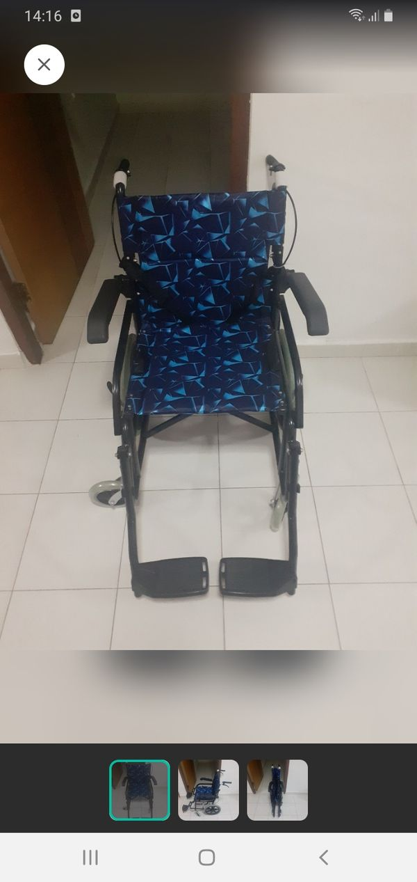 Selling This Brand new Wheelchair $150
